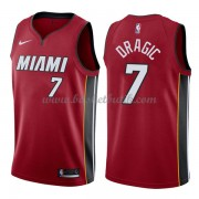 Miami Heat Basket Tröja 2018 Goran Dragic 7# Statement Edition..